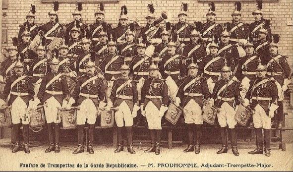Fanfare de Cavalerie de la Garde