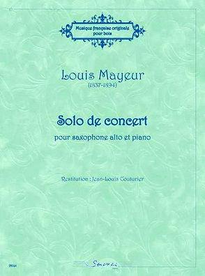 Louis Mayeur Jean-Louis Couturier