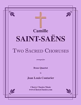 Saint-Saëns Brass Quartet Jean-Louis Couturier