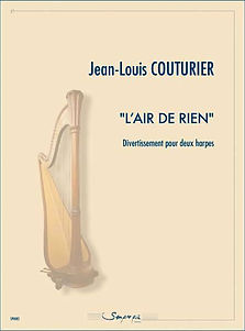 """""""L'air de rien"""" Jean-Louis Couturier"""