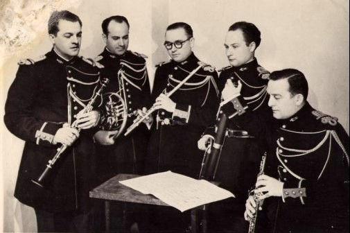 Solistes de la Garde.