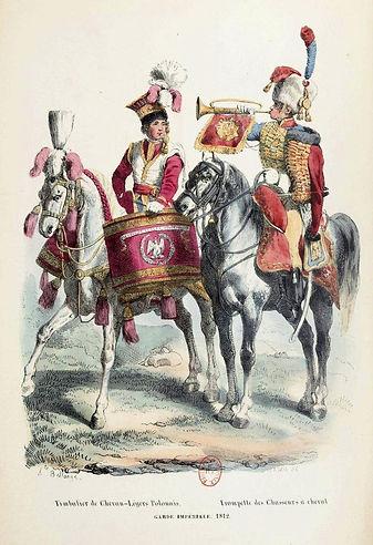 H. Bellangé Chasseurs à cheval