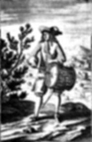 Le tambour à l'époque baroque