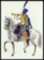 Trompette 5 Rgt Hussards.