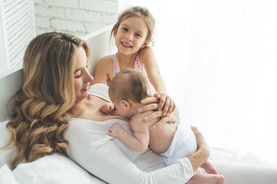 Holistic health care for the whole family including newborn exams