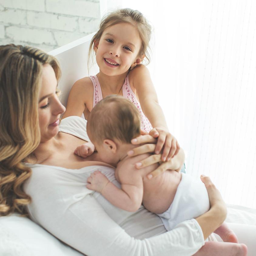 Online kursus - Førstehjælp til babyer og små børn (formiddag)