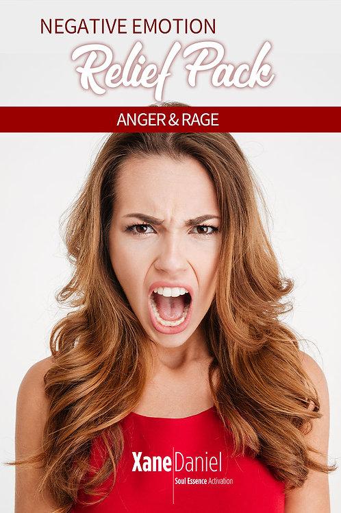 Negative Emotion Relief - Anger & Rage