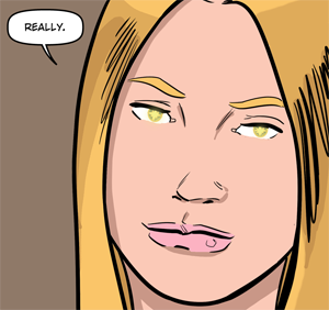 Jen confirms that Daniel's altruistic nature is contagious in RIGHTEOUS Comic