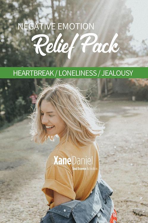 Negative Emotion Relief - Heartbreak, Loneliness, Jealousy