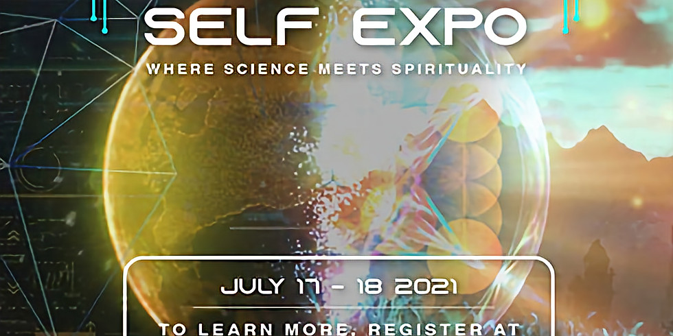 Where Science Meets Spirituality - July 17-18