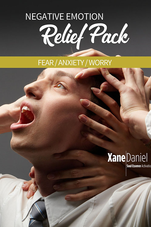 Anxiety, Fear, and Worry
