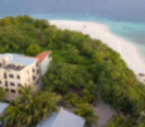 Paguro Hotel Aerial