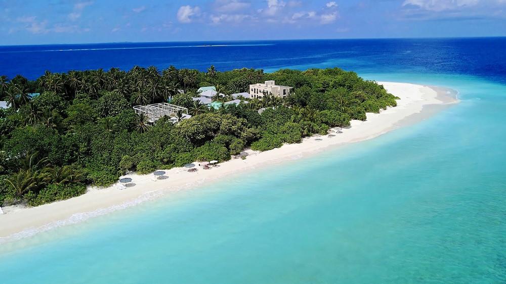 Ukulhas Beach - Paguro Maldives