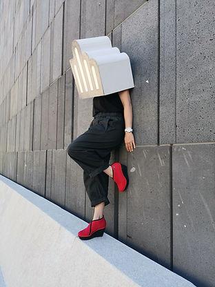 mockery mia_High Heel Sneaker_Fiery Mrs.