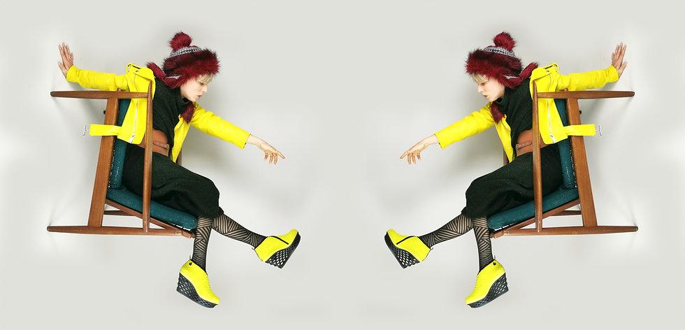 mockery mia_High Heel Sneaker