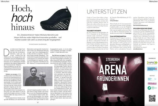 mockery mia_High Heel Sneaker_Die Steire