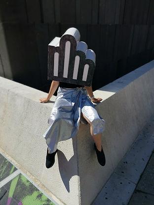 mockery mia_High Heel Sneaker_Black To T