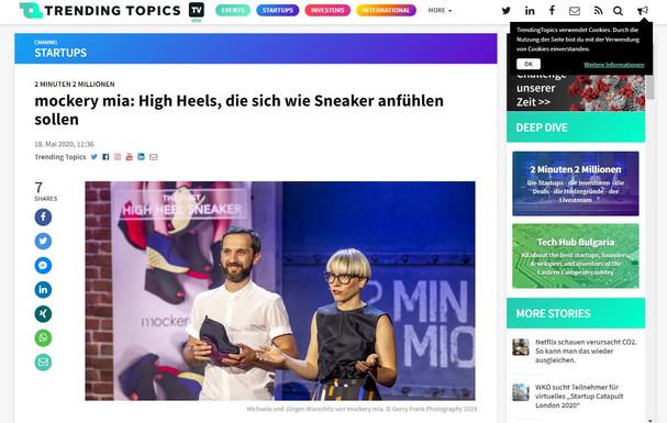 Trending Topics_mockery mia_High Heel Sneak