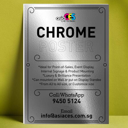 Chrome Printing