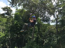 Zip Lining in Guanacaste, Costa Rica