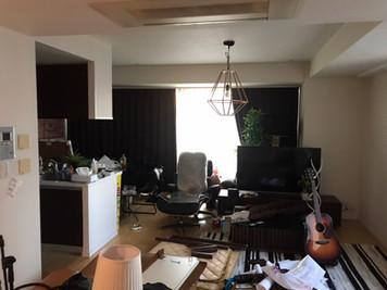 ギターの似合う「隠れ家」に。