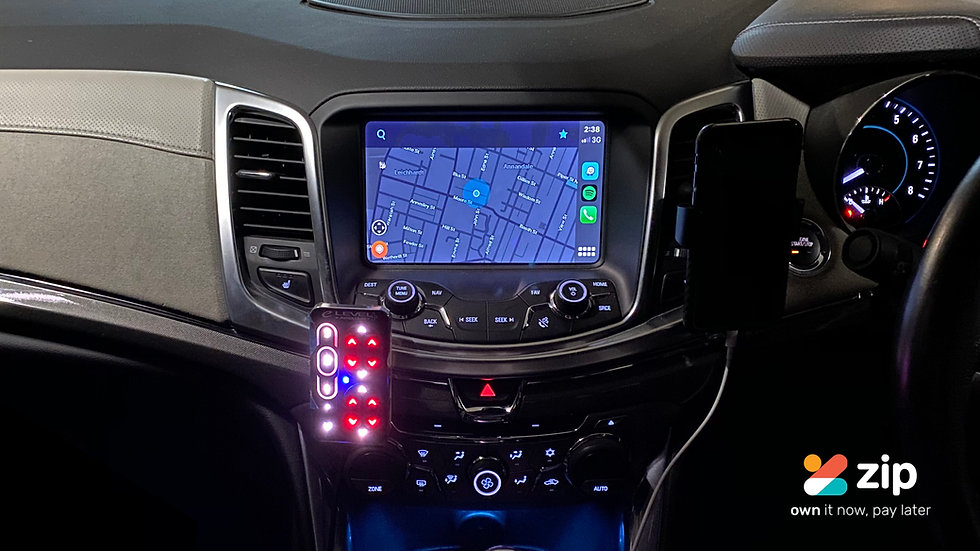 VF Series 2 Apple CarPlay/Android Auto Integration