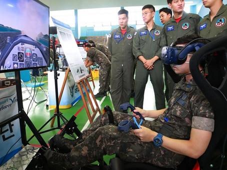 제이씨현시스템㈜, HTC VIVE VR 2종 공군 스마트비행단에 납품