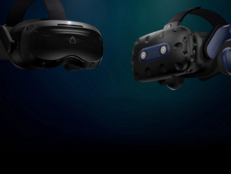 HTC VIVE, 신제품 2종 - VIVE Pro 2 및 VIVE Focus 3 공개!