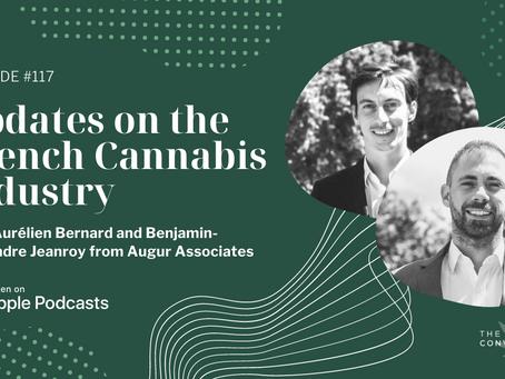 The Cannabis Conversation - Episode #117 (21/06/21)