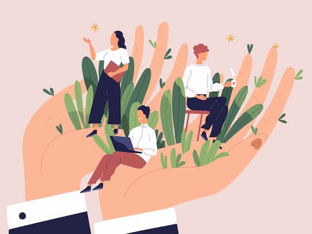 STARTING CONVERSATIONS AROUND MENTAL HEALTH - IN WORKPLACE