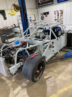2021 CCI Chassis
