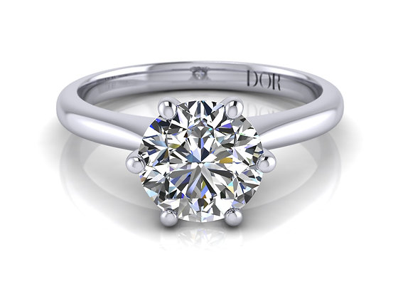 Proposal Ring - Ardmore (white gold)