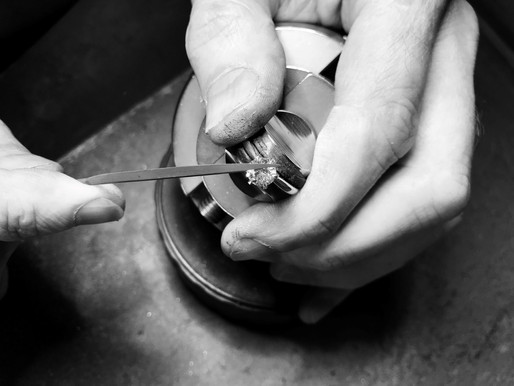 The Diamond Setting Process - Why is it so important?