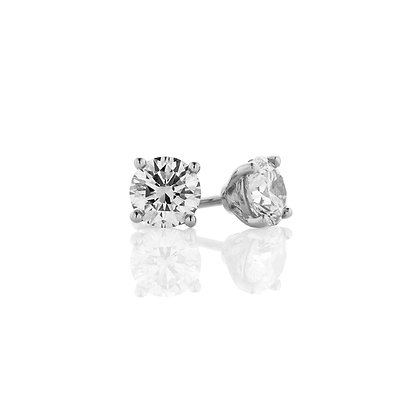 DOR Signature Diamond Stud Earrings