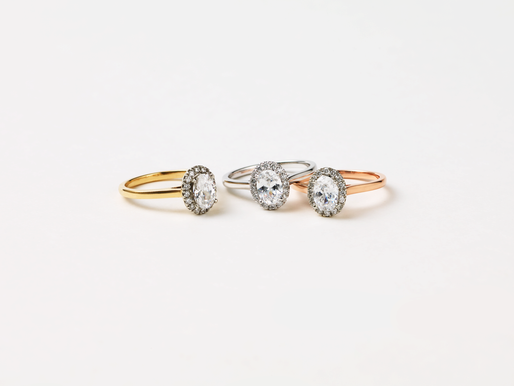 Choosing the Right Colour Gold for Your Engagement Ring