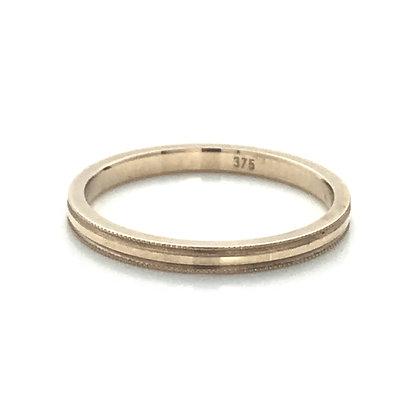 Rose Gold Stacker Ring