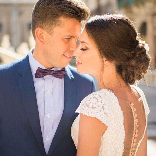Trucco sposa ed acconciatura per la bellissima Regina💜_____________________________________________