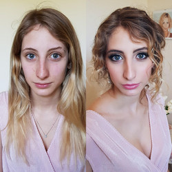 Make up romantico