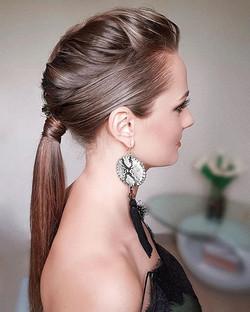 Do you like #ponytail __I wait your❤_._.