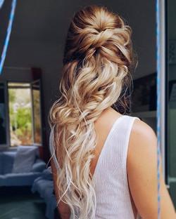 Bride _dashulia_litvinova_Make-up & Hair