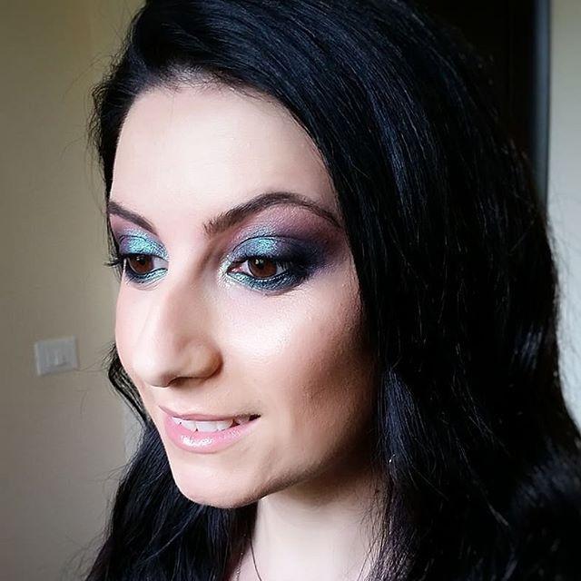 Modella _annett_anny_MUAH Irina Farfallina__Se vuoi ricevere un make-up ed un' acconciatura professi