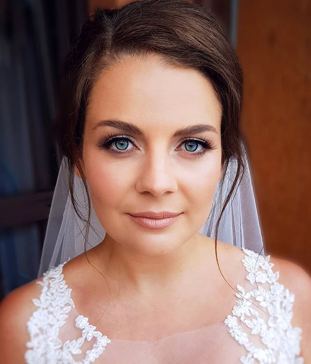 Wonderful eyes😍 _Bride _anerdreea_Muah