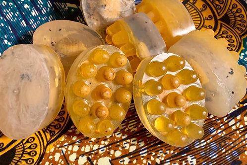 Black Seed & Honey Massage Soap Bar