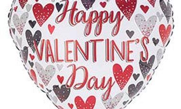 17in Sweet Spot Happy Valentine Day
