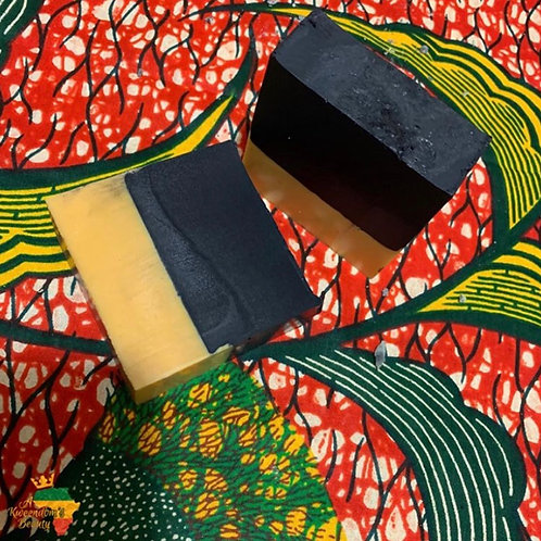 Black & Gold Luxury Soap Bar