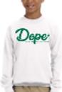 DOPE Youth Sweatshirt