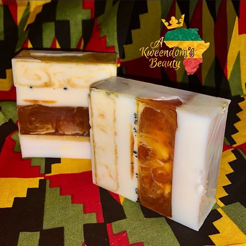 Black Seeds & Honey Healing Soap Bar