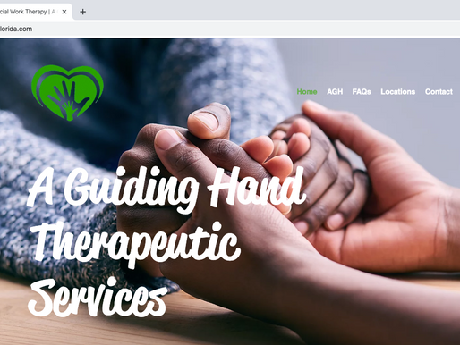 A Guiding Hand Therapeutic Services!