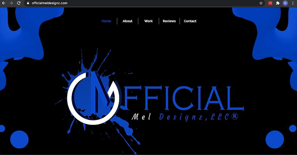 Web and Graphic Design - Creative Courtois - Official Mel Designz