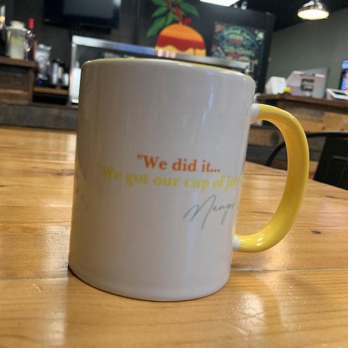 """...cup of Joe!"" Mug"